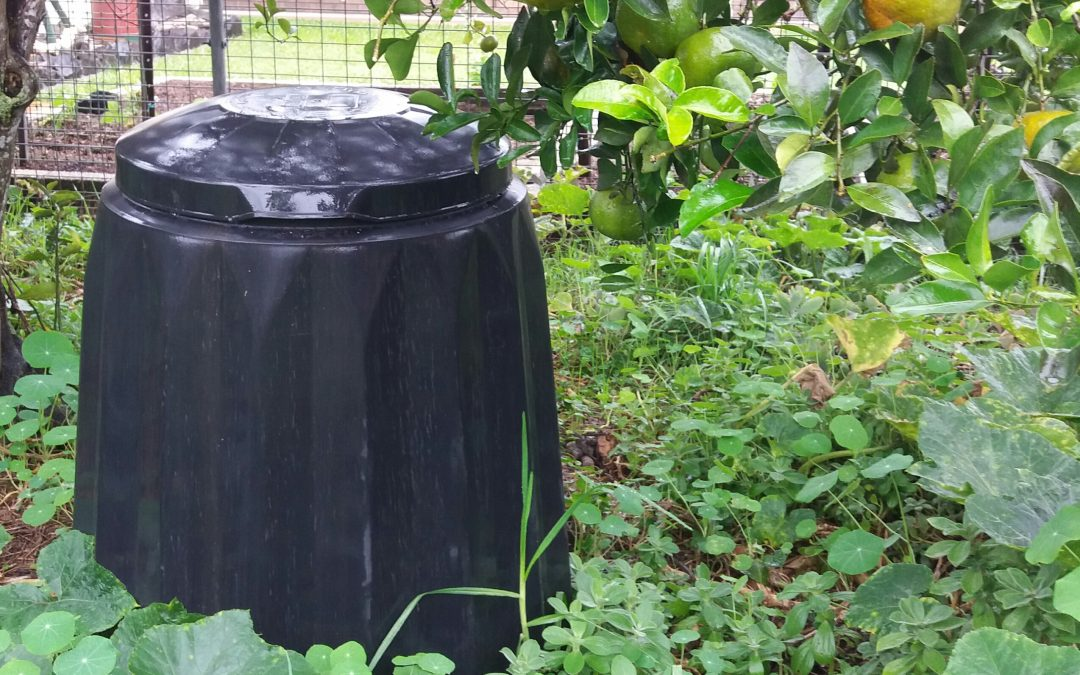 Composting that Doesn't Stink Course