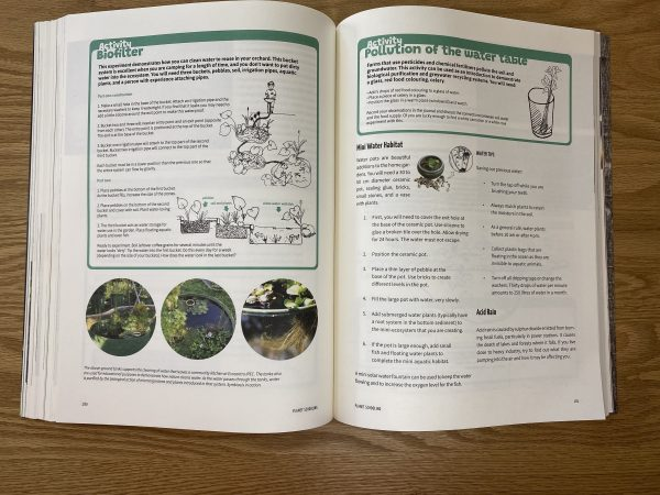 Planet Schooling Book Pages