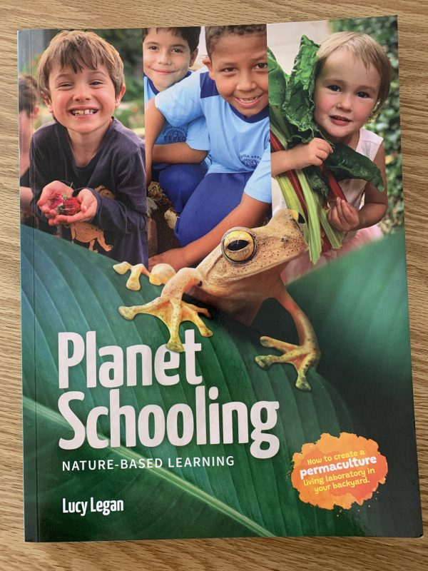 Planet Schooling Book by Lucy Legan