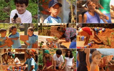 How kids are designing their future with permaculture