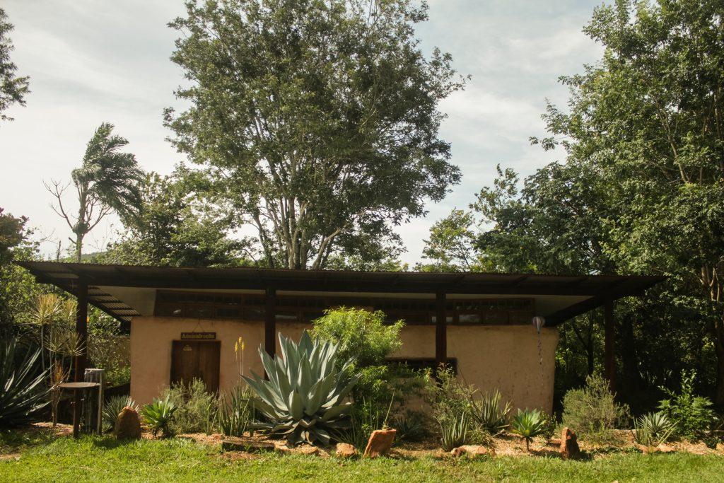 Strawbale natural building