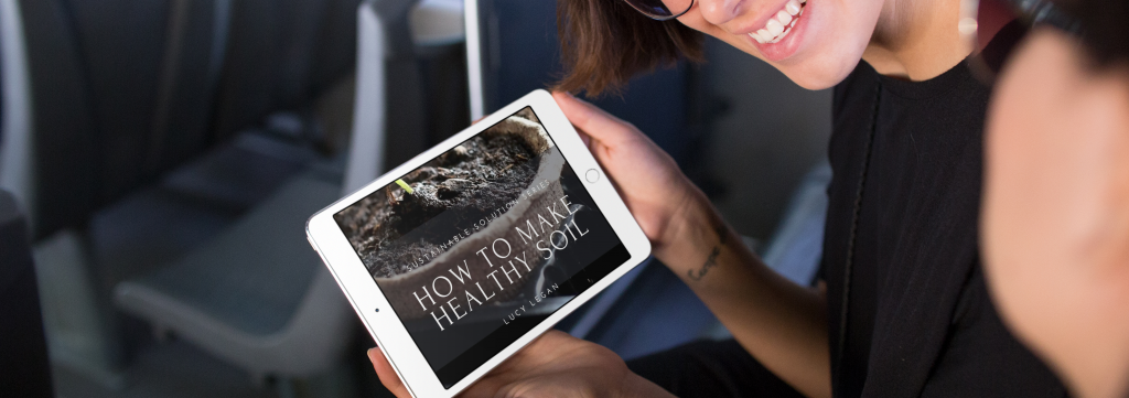 How to make healthy soil