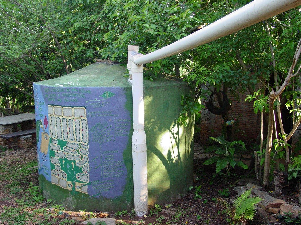 Water tank ferrocement