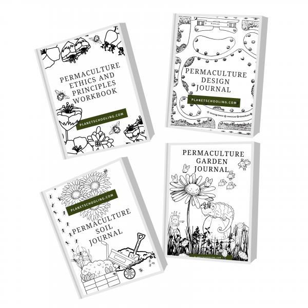Children's Permaculture Journals