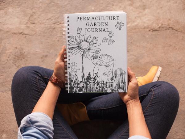 Children's Permaculture Garden Journal